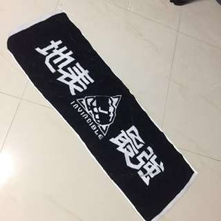 Jay Chou The Invincible 2018 Towel BN