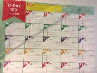 100days planning
