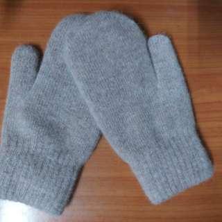 🚚 暖毛毛手套!
