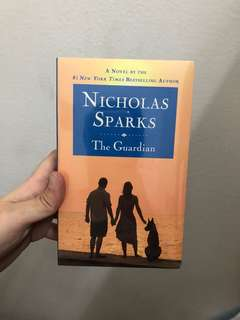 "Novel - Nicholas Sparks ""The Guardian"""