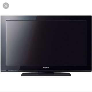 Used Sony LCD TV