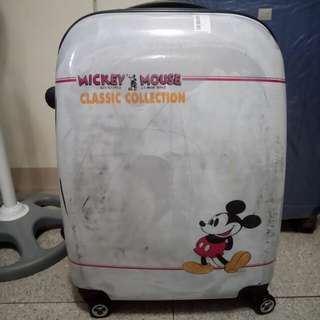 Markdown! Mickey Classic Collection Luggage