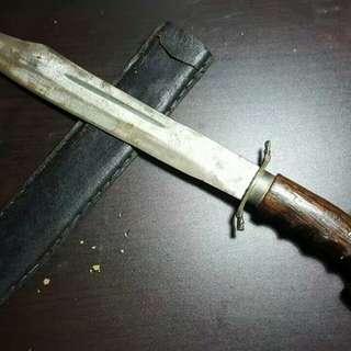 Vintage Jungle knife