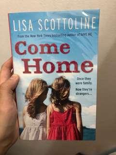 "Novel ""Come Home"""