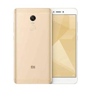 Xiaomi Redmi Note 4X - Gold [16GB/3GB]