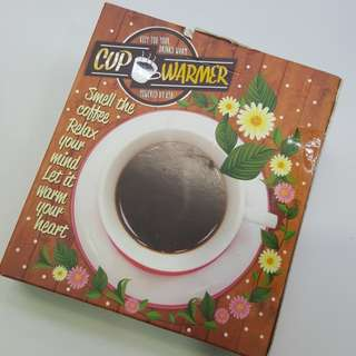 Cup Warmer with free gift