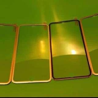 弧形包邊 iphone 6,6s,6plus,6splus鋼化玻璃保護貼