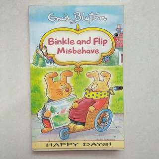 Binkle And Flip Misbehave