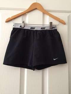 Nike Girls Running Shorts- L