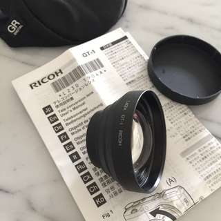 Ricoh GT-1 Tele Conversion Lens