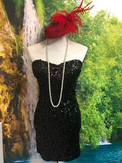 The Great Gatsby Costume