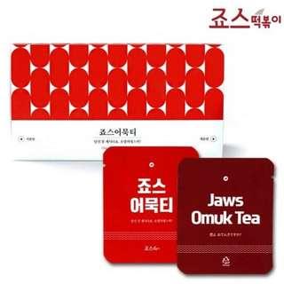 (Life 2091) 韓國大熱 OMUK TEA 魚糕即沖湯包