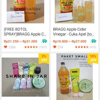 Share in Jar Original Kosmetik/Skincare