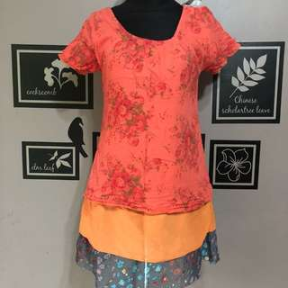 Top mix orange import bangkok