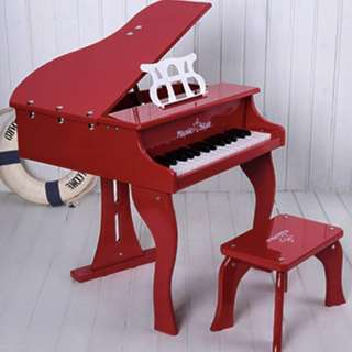 Grand Wooden 30 key Piano Toy