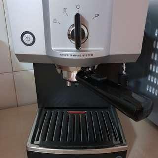 Krups coffee machine XP56