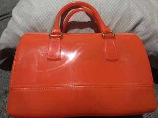 Furla boston bag