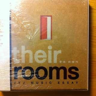 JYJ Their Rooms Music Essay