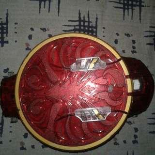Kamen Rider OOO Tajador Spinner