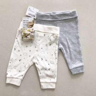 BNWT 2x Newborn Pants