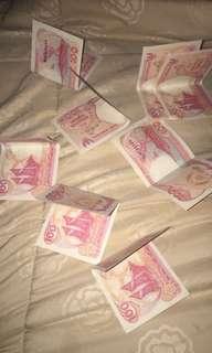 Uang 100 lama