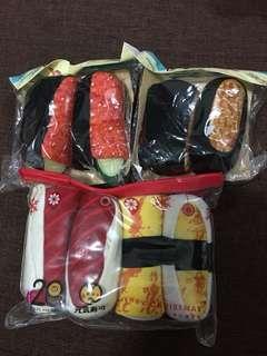 壽司襪 4對