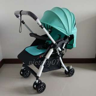 BN Baby Stroller Lightweight in Cyan