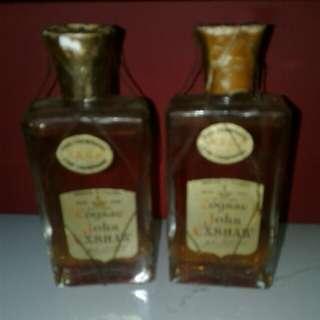 JOHN EXSHAW (Hard Liquor Miniature)