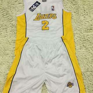Lakers jersey 3 to 15yrsold
