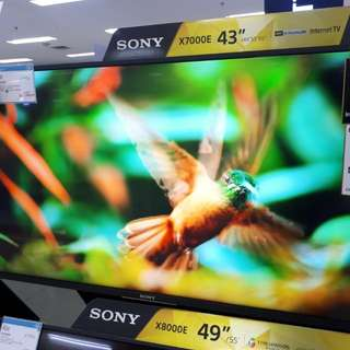 Led TV SONY 43 inch Smart Tv (Kredit MURAH)