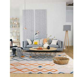 Carpet | Modern Abstract Area Rug