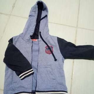 Jaket cool kids