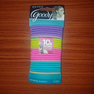 Goody 24 pcs Ouchless Hairties