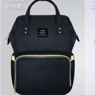 Diaper Bag (Black)