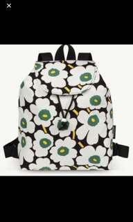 😱🈹️🈹️$1100北欧marimekko  backpack