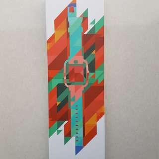 Teemo Color GPS watch