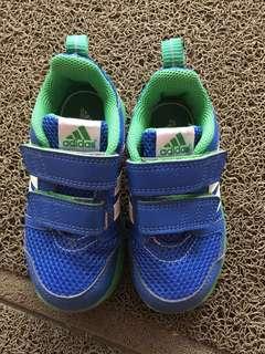 Adidas Kids Ortholite shoes US 7-1/2K