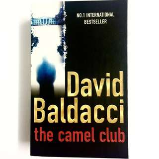 The Camel Club by David baldacci (thriller book)