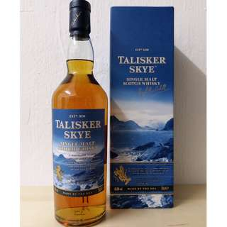 Talisker Skye Single 泰斯卡