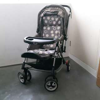 COND 7/10 GOODBABY STROLLER (FOLDABLE)