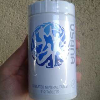 Usana Chelated Mineral Tablet