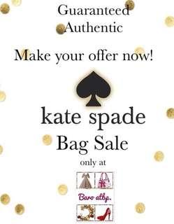Kate Spade Bag Sale