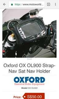 BNIB Oxford strap-nav