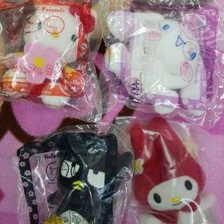 Sanrio Series - Hello Kitty / Melody / Cinnamoroll / Badtz-Maru