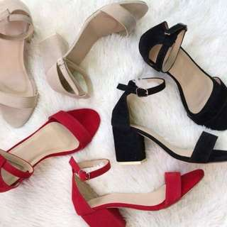 MAYLENE Block Heels
