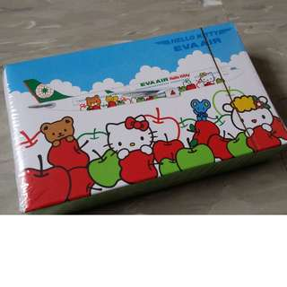 長榮航空公司 - Hello Kitty 啤牌