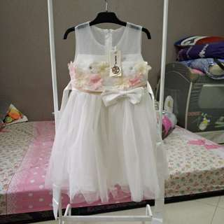 dress anak 3-5 thn