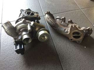 Peugeot 308 Turbocharged & Manifold