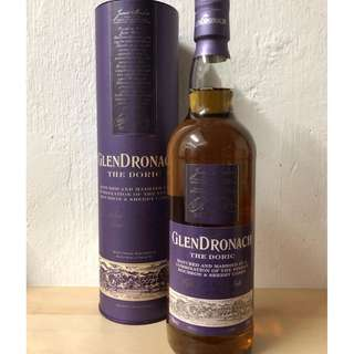 Glendronach The Doric Single Malt Scotch  格蘭多納多利單一純麥