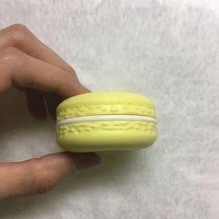 Macaron Lemon Lip Balm